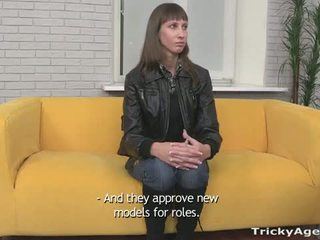 brunette video-, jong, hq assfucking scène