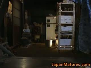 Chisato shouda مدهش ناضج اليابانية part6