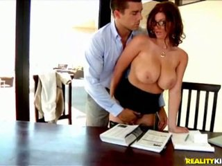 grote lullen mov, nominale office sex video-, uniform neuken