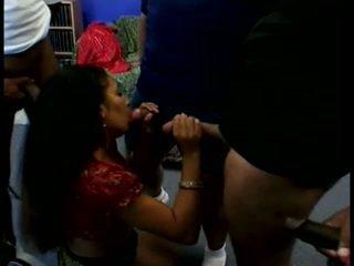 Nashki in her First Gangbang