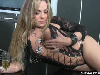 Andressa amorim мастурбує