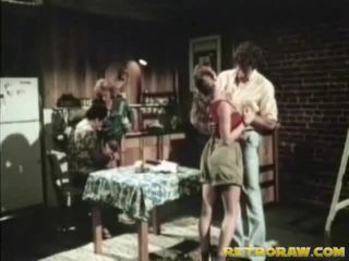 Cucina sesso a quattro retro xxx film