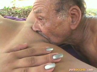 mooi grootmoeder, mooi oma, oma sex porno