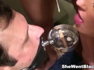 Alana Rains Humiliates her Cuckold