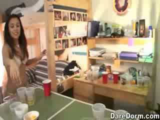 Stripping Pong
