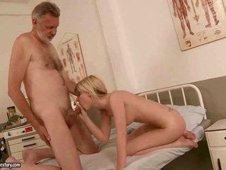 hardcore sex, nominale orale seks scène, heet zuigen video-