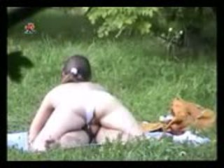 meer neuken video-, meisje, mooi park thumbnail