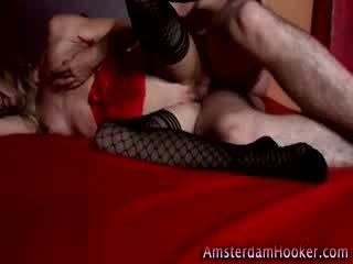 Sexy dutch hooker babe
