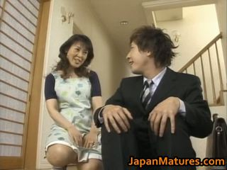 Vapaa porno video- japanilainen nainen matured naida iso tiainen