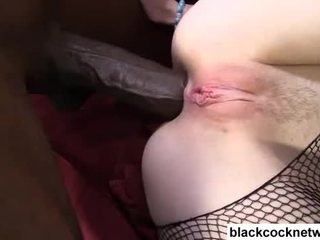 Allie james anal con monstruo polla mandingo vídeo
