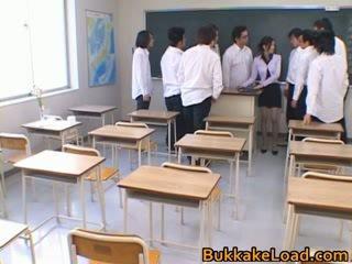Főiskolás iskola tanár rei shina loves