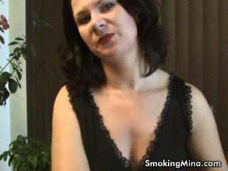 nieuw roken porno, heetste fetisch, een fetish porn videos video-