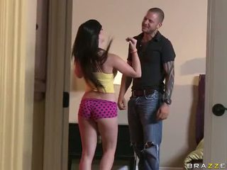 Lisa Ann Fucking Her Babysitter Boyfriend Video