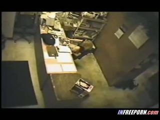 spycam, publiek thumbnail, een secretaresses vid