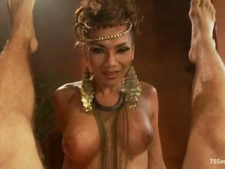 Ts yasmin lee come cleopatra tsseduction com speciale caratteristica