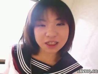 日本, 女学生 您, 亚洲人 在线