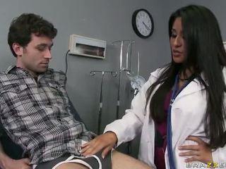 Besar pantat/ punggung doktor jenaveve jolie wants kepada gets fucked keras video