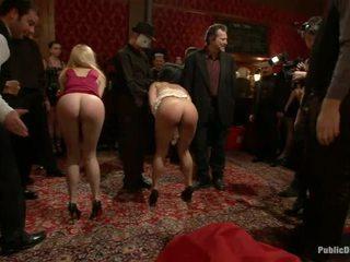 ideaal openbare sex gepost, groot publiek film, nominale bondage sex vid