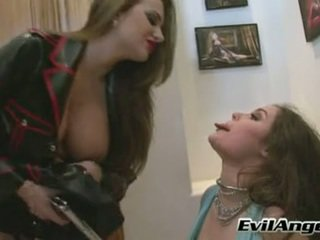 Hawt PLiant Charlotte Vale Takes A Toy Jock And Loves It Just Like Real