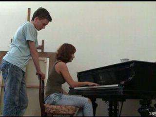 Steamy hot piano recitals