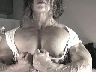 Største kllitoris bodybuilder dame