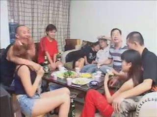 gruppsex, fru, hardsextube, kinesiska
