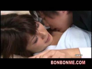 japonês, ejaculação, dona de casa