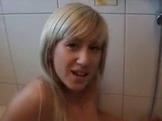 Bathtub Dogstyle Fuck