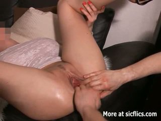 online extreme action, new fetish film, fist fuck sex