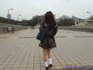 Free jav of Mikan Cute oriental College Girl