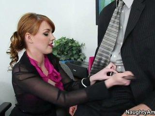 beste secretaresse, plezier kantoor neuken video-, plezier kantoor pijpbeurt