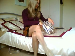 calidad crossdresser, usted tirón usted, ideal solo