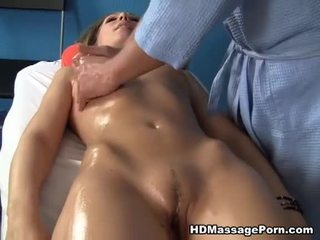 spoon, hot oil most, most massage you
