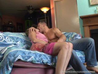 een hardcore sex video-, een pijpen vid, nieuw blondjes klem