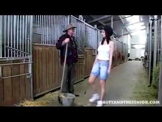 Screwing python sees the stables