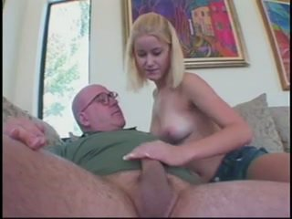 Papa - Young Slut Lacey Wants Some Old Stunt cock