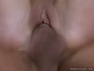 Hawt Angela Winters Receives Her Constricted Pussy Pounded Hard