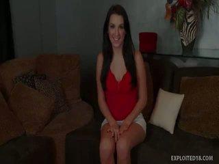 brunette thumbnail, great hardcore sex channel, blow job