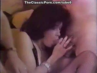 Porno retro orgy with lavish orgasm