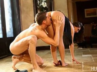 Gracie glam gets a good drilling