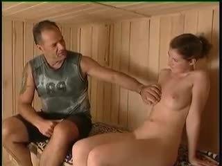 Sauna fun