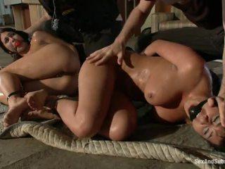 šviežias sexy yo yo cop girl įvertinti, scared for a big cock šviežias, bet koks shows their shaved