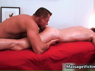 Jake steel adquirir shis super constricted corpo massaged