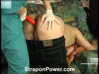 fun strap-on video, full strap on bitches clip, all strap on cun