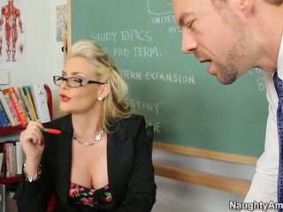 Phoenix Marie Has A Twin Drilling From James Deen And Coach
