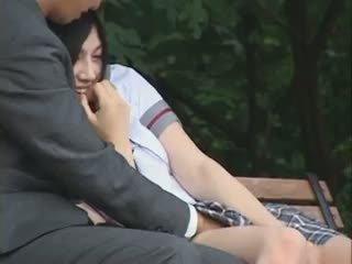 realiteit, japanse scène, meest grote borsten neuken