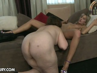 Jessyca Is The Young Girl, Eve Tickler's Been Around The...