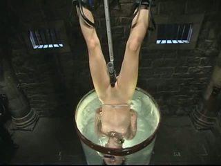 nieuw bondage sex neuken, water bondage tube