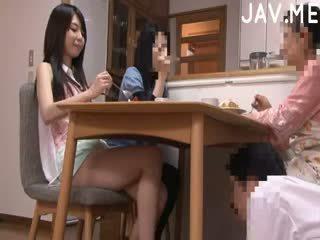 περισσότερο ιαπωνικά ελεύθερα, πιο hot χύσιμο, γάιδαρος πλέον