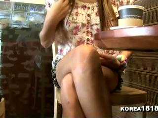 Korea1818.com - uzbudinātas korejieši draudzene filmed par datums